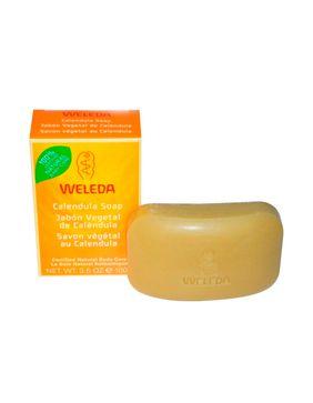 Sabonete-vegetal-de-Calendula-100g---Weleda