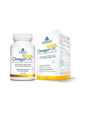 DHA-Puro-OmegaPure-450mg-Biobalance-60-capsulas