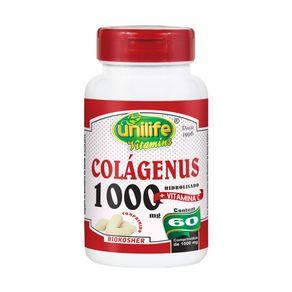 Colageno-1000---Vitamina-C---Unilife---60-caps