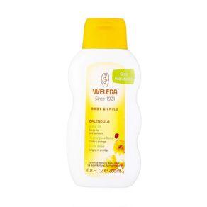 Oleo-de-Calendula-Bebe-200ML---Weleda