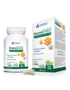 ImunoTabs---Tabletes-mastigaveis-com-Propolis-Vitamina-C-e-Zinco---150un